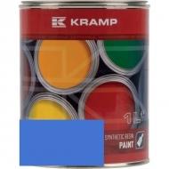 518008KR Lakier, farba  pasujący do maszyn Lemken, niebieski, niebieska1 L