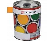 216008KR Lakier, farba pasujący do maszyn Joskin, żółto-pomarańczowy 1 L