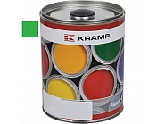625508KR Lakier, farba pasujący do maszyn Joskin, zielony 1 L