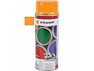 216004KR Lakier, farba pasuje do maszyn żółto-pomarańczowy 400ml
