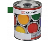 627508KR Lakier, farba pasujący do maszyn Krone, zielony do 1990 roku 1 L