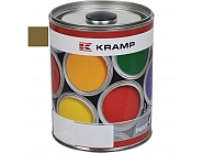 808008KR Lakier, farba pasujący do maszyn Krone, brązowy 1 L