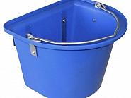 16200404023 Pojemnik z zaczepami i pałąkiem, kolor niebieski