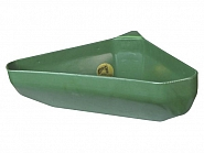 1620100214 Karmidło narożne zielone, 16 l
