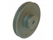 150B1 Koło pasowe rowkowe SPB-17 1 rowek Ø 157 mm