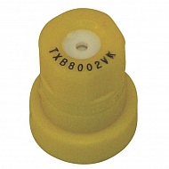 TXB8002VK Dysza o pustym stożku TXB 80° żółty, ceramiczny