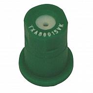 TXA80015VK Dysza o pustym stożku TXA 80° zielona ceramiczna