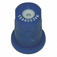 TXA8003VK Dysza o pustym stożku TXA 80° niebieska ceramiczna