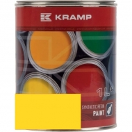 151008KR Lakier, farba, pasujący do maszyn Pöttinger, żółty, żółta 1 L