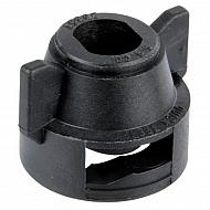 ZF334AA Zamknięcie bagnetowe SW11 z uszczelką, czarna