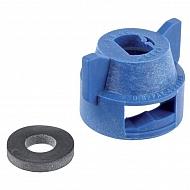 ZF491 Pokrywka dyszy niebieska SW8
