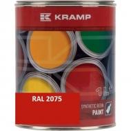 207508KR Lakier, farba pasujący do maszyn Beco, czerwony 1 L