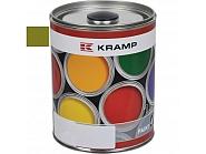 614508KR Lakier, farba pasujący do maszyn Bergmann, zielony od roku 1996 1 L