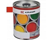 307508KR Lakier, farba pasujący do maszyn Bergmann, czerwony 1 L