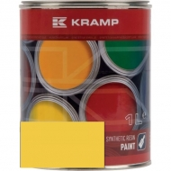 142508KR Lakier pasujący do maszyn Bomag, żółty 1 L