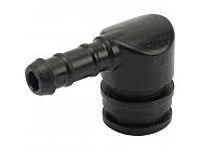 SY121700 Przyłącze węża 90º 8 mm