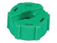 SY127563 Pokrywka dyszy zielony