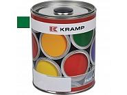 626008KR Lakier, farba pasujący do maszyn Kemper, zielony, zielona 1 L