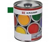 615508KR Lakier, farba pasujący do maszyn Fella, zielony 1 L