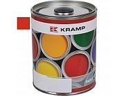 317108KR Lakier, farba  pasujący do maszyn Fella, czerwony od 2009 roku 1 L