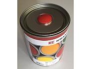 364008KR Lakier, farba pasuje do maszyn Vogel & Noot, czerwony, czerwona 1 L, oryginalny kolor producenta