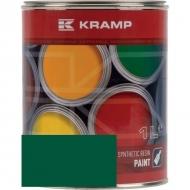 648008KR Lakier, farba pasuje do maszyn Vogel & Noot, zielony, zielona 1 L, oryginalny kolor producenta