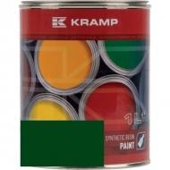 600508KR Lakier, farba do maszyn RAL, 6005 zielony mech 1 L, zielona