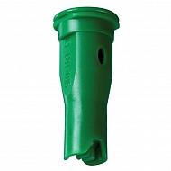 ID3120015POM Dysza wtryskowa ID3 120° tworzywo sztuczne, zielona