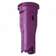 ID3120025POM Dysza wtryskowa ID3 120° tworzywo sztuczne, fioletowa