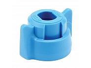 40290204 Pokrywka dyszy 10 mm niebieska