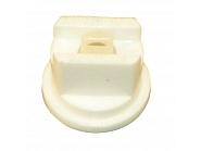 LU12008C Dysza płaskostrumieniowa LU120°biała ceramiczna