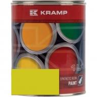 149008KR Lakier, farba pasujący do maszyn Ammann-Yanmar, żółty, zółta 1 L