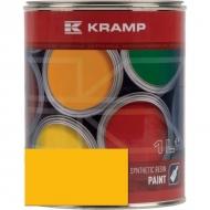 151508KR Lakier, farba pasujący do maszyn Ammann Yanmar Curcuma, żółty, żółta 1 L