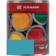 524008KR Lakier, farba pasujący do maszyn Ammann-Yanmar, turkusowy, turkusowa 1 L