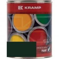 646508KR Lakier, farba pasujący do maszyn Ammann-Yanmar, ciemno-zielony, ciemno-zielona 1 L