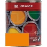 109008KR Lakier, farba pasujący do maszyn Cramer, żółta, żółty 1 L