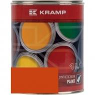 209508KR Lakier, farba pasujący do maszyn Douven, pomarańczowy, pomarańczowa 1 L
