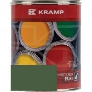 642008KR Lakier, farba pasuje do maszyn Welger, zielony, zielona 1 L, oryginalny kolor producenta