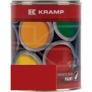 352008KR Lakier, farba pasuje do maszyn Vicon, czerwony, czerwona 1 L, oryginalny kolor producenta