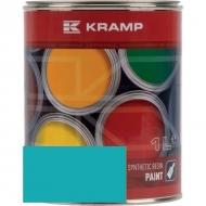 526008KR Lakier, farba pasujący do maszyn Sulky, niebieski, niebieska 1 L, oryginalny kolor producenta