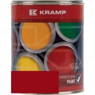 344508KR Lakier, farba pasuje do maszyn Schuitemaker, czerwony, czerwona od 1993 roku 1 L, oryginalny kolor producenta