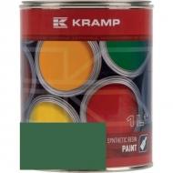 635008KR Lakier, farba pasujący do maszyn Schouten, zielony, zielona 1 L, oryginalny kolor producenta