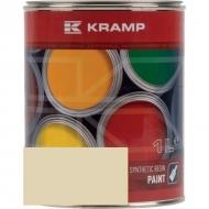 129008KR Lakier, farba pasuje do maszyn Sabo Roberine, żółty, żółta 1 L