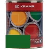 634508KR Lakier, farba pasuje do maszyn Sabo Roberine, zielony, zielona 1 L, oryginalny kolor producenta