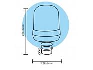 Kogut, lampa błyskowa, ostrzegawcza flex 12-24V elastyczna