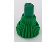 R5X015 Dysza nawozy płynne Kwix 5-strumieni zielona
