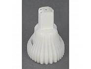 R5X08 Dysza nawozów płynnych Kwix 5-strumieniowa biała