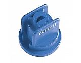 LD03F110 Dysza płaskostrumieniowa LD 110° niebieska tworzywo sztuczne