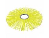 BR300110P Szczotka pierścieniowa 300/110 polipr.żółty