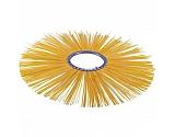 TO3116 Szczotka pierścieniowa 685/178 polipro.żółta